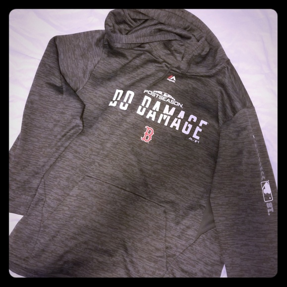 watch 31c7e c4771 2018 Boston Red Sox Postseason Do Damage Hoodie